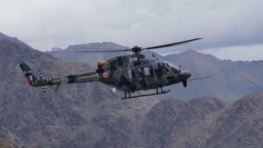 HAL's Light Utility Helicopter Clears Hot Weather And High Altitude Tests in Himalayas