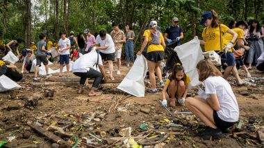 Thailand's Trash Hero: Eco-Activist Youngster Lilly is Waging War to Eradicate Plastic and Clean Beaches (Watch Video)