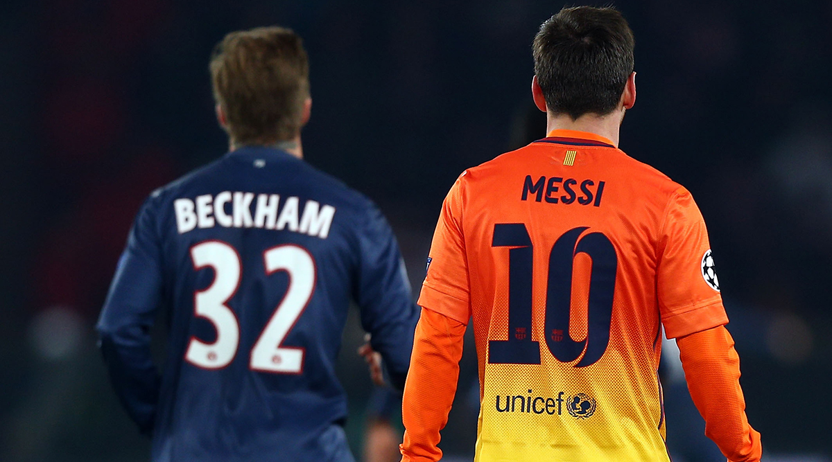 Lionel Messi to Leave Barcelona for United States? David Beckham Meets Argentina Star to Convince Him to Join MLS Club – Reports