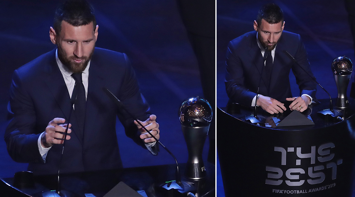 Best FIFA Football Awards 2019 Courts Controversy after Lionel Messi Wins Men's Player of the Year Trophy: All You Need to Know about the Voting Row