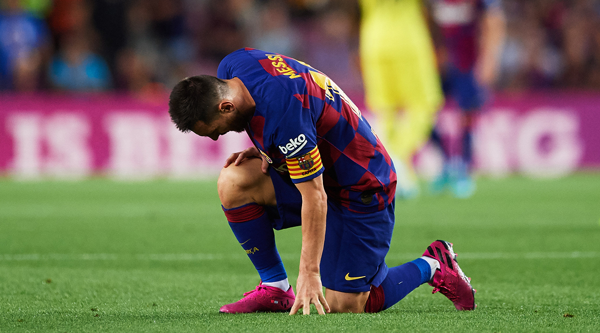 Lionel Messi Was Not Part of Barcelona's Celebrations Following Club's First Away Victory in 2019–20 La Liga: Reports