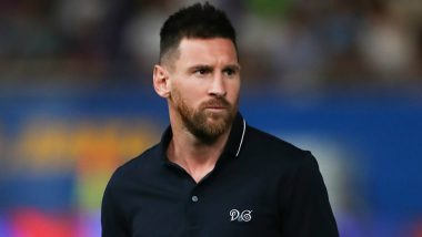 Lionel Messi Injury Recovery Latest News Update: Barcelona Denies Relapse in Injury but Admits Star Player's Recuperation 'Taking Longer Than Expected'