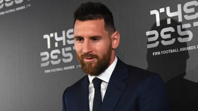 Messi, Rapinoe win FIFA Player of the Year awards
