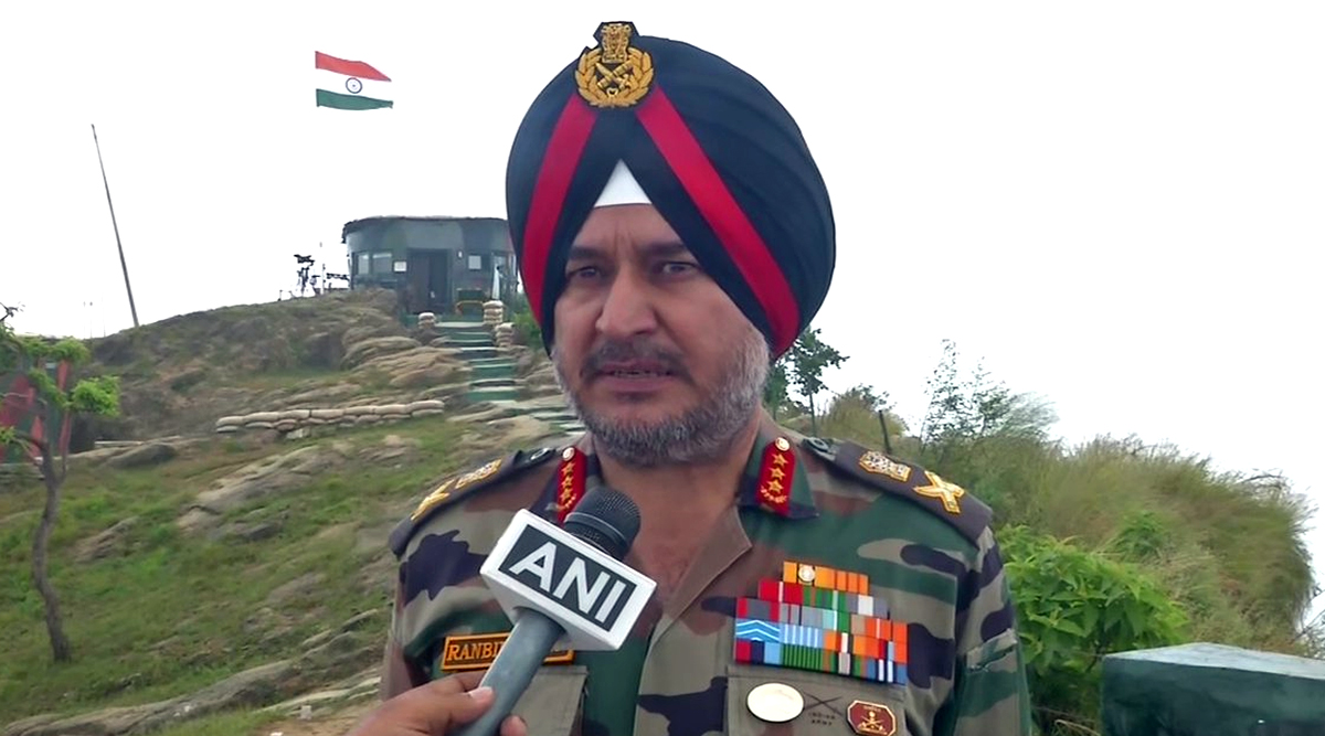 PoK People Instigated by Leaders Across LoC, Pakistan Using Them As 'Cannon Fodder', Says Lt General Ranbir Singh