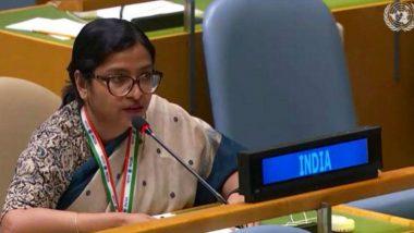 Who is Vidisha Maitra? All About India's MEA Secretary Who Tore Into Pakistan PM Imran Khan's Speech at UNGA