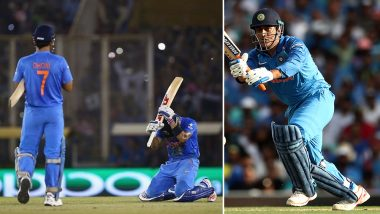 MS Dhoni Retirement Press Conference Rumours Go Viral After Virat Kohli Shares Throwback Picture With MSD on Twitter!