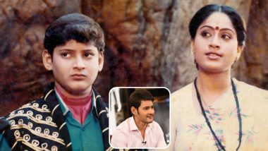 Mahesh Babu Shares a 30-Year-Old Pic with Vijayashanthi, All Set To Work with Her Once Again In Sarileru Neekevvaru