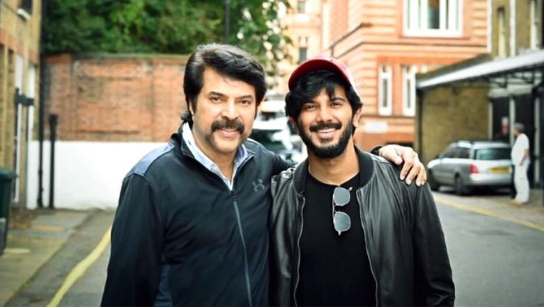Mammootty Birthday: Dulquer Salmaan Wishes His Father in an Adorable Post (View Pic)