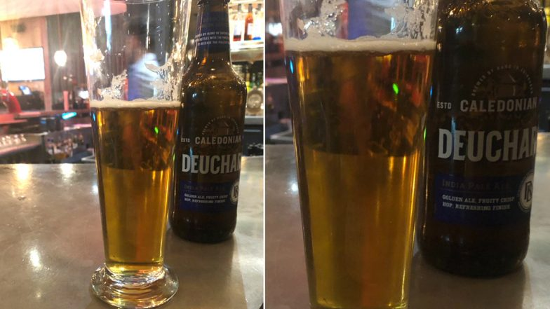 Beer For a Fortune! Manchester Hotel Accidentally Charges Australian Man $99,983 For a Bottle of Beer