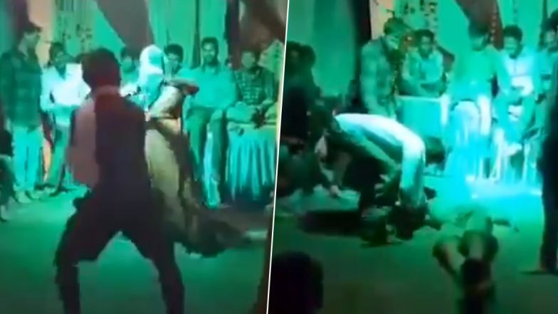 'Nagin Dance' Turns Deadly in Madhya Pradesh; Man Falls on His Head While Performing Desi Dance Moves, Dies - Watch Video
