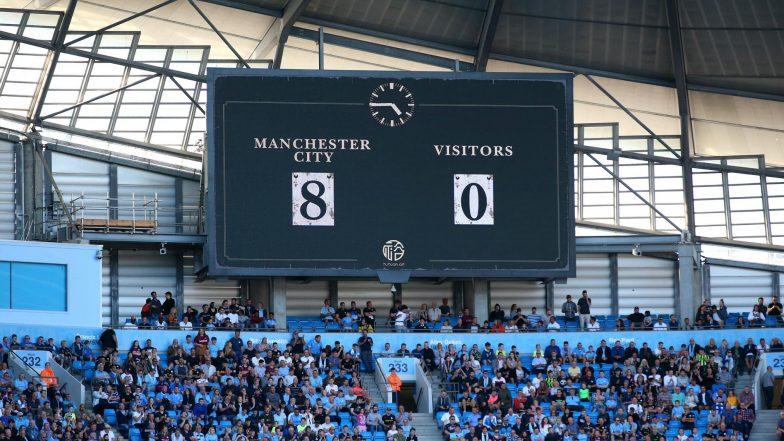 Manchester City vs Watford FC 2019, Match Result: Bernardo Silva Scores Hattrick as League Champions Hammer Eight Goals at Etihad Stadium