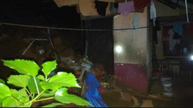 Karnataka: Compound Wall Collapses in Mangaluru, Two Children Killed