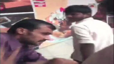 Mangaluru Man Beaten in Mall For Calling India 'Hindu Rashtra'; Police Arrest Three Including Minor as Video of Assault Goes Viral