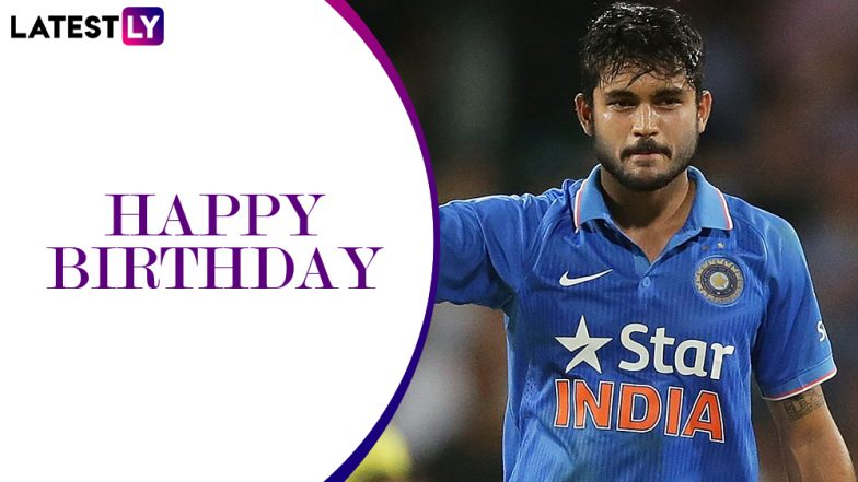 Happy Birthday Manish Pandey: A Look at 5 Brilliant Innings by the Indian Batsman As He Turns 30