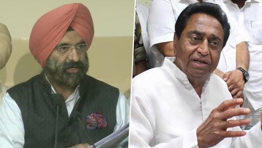 1984-Anti Sikh Riots: Manjinder Singh Sirsa Attacks Congress, Seeks Kamal Nath's Resignation from Madhya Pradesh CM's Post