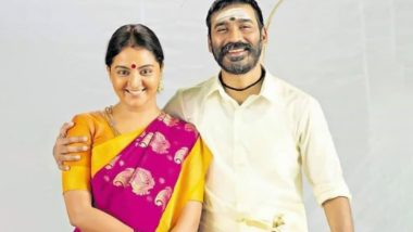 Asuran: Manju Warrier and Dhanush Make For a Happy Couple in This New Still