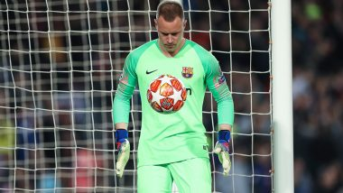Marc-Andre ter Stegen Shines As Barcelona Hold Dortmund to a Goalless Draw in UEFA Champions League 2019–20