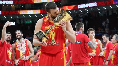 FIBA Basketball World Cup 2019: Marc Gasol Claims Rare NBA-World Cup Double as Spain Beat Argentina 95-75
