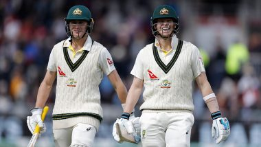 Marcus Labuschagne Heaps Praise on Steve Smith After Day 1 of 4th Ashes 2019 Test, Says 'The Batsman Is Very Proactive'