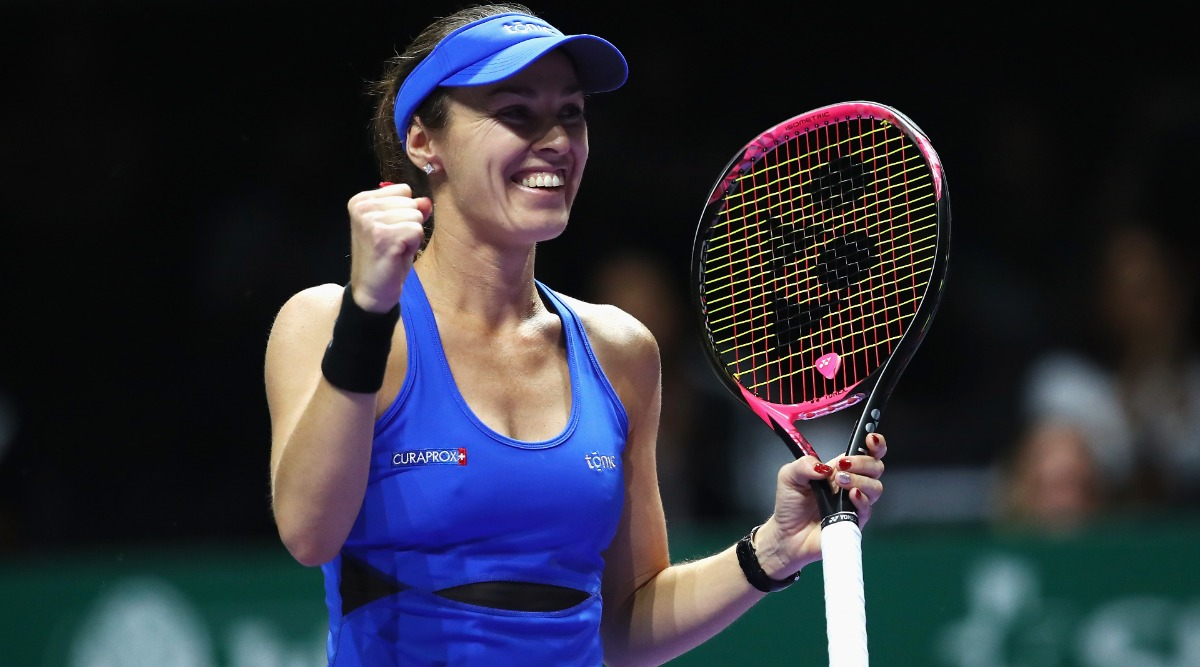 Martina Hingis, Former Tennis Player, Donates Signed Racket and Outfit to Athletes for COVID-19 Relief Fund