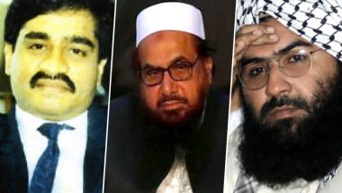 Masood Azhar, Hafiz Saeed, Dawood Ibrahim Declared Terrorists Under UAPA, Issued Red Corner Notice