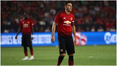 Manchester United Full-Back Matteo Darmian Joins Serie A Club Parma on Four-Year Permanent Transfer Deal
