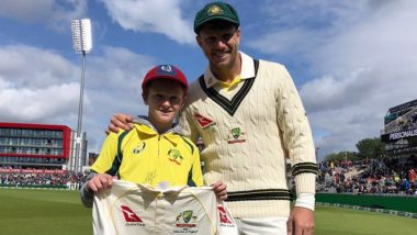12-Year-Old Australian Fan Raises Money to Watch Ashes 2019 by Taking Out Neighbours Trash