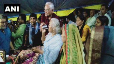 Save Narmada Movement: Medha Patkar Ends Nine-Day Long Hunger Strike
