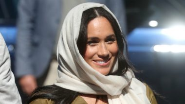Meghan Markle's Empowering 'Woman of Colour' Speech on Royal Tour in South Africa is a Must Hear (Watch Video)
