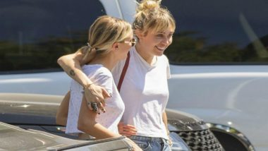 Netizens Call Miley Cyrus and Kaitlynn Carter a 'Power Couple'