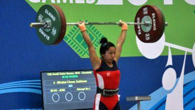 Mirabai Chanu, Indian Weightlifter, Qualifies for Tokyo Olympics 2021