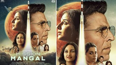 Mission Mangal Box Office Collections: Akshay Kumar Starrer Crosses Rs 200 Crore Mark, Superstar's First Film to Hit Double Century