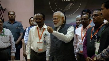 Chandrayaan 2 Moon Landing: Be Courageous, You Have Made India Proud, Says PM Narendra Modi Tells ISRO Scientists