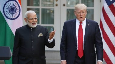 PM Narendra Modi Dials US President Donald Trump, Discusses COVID-19 Pandemic, G-7 Among Other Issues