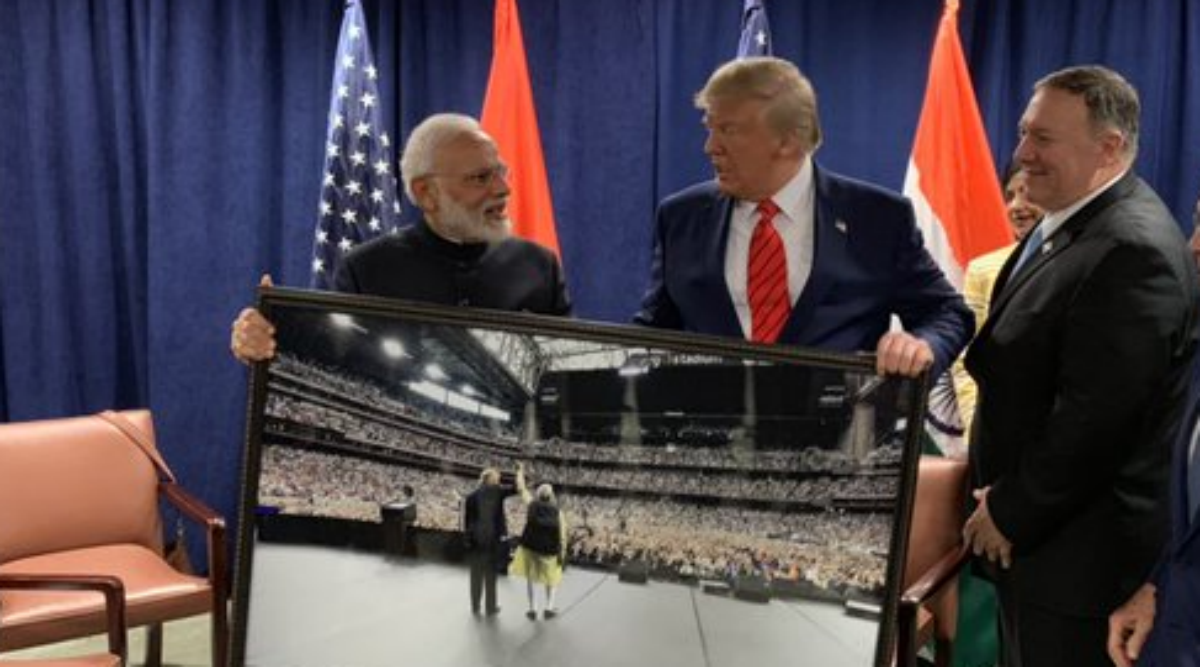Narendra Modi-Donald Trump Bilateral Meeting Concludes, Petronet LNG Signs MoU Worth US $2.5 Billion Investment in Energy Sector