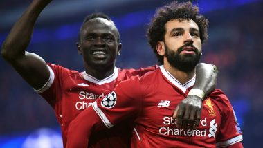 Mohamed Salah Posts a Hilarious Video on Twitter to Brush Off Rumours Related to Rift With Sadio Mane (Watch Video)