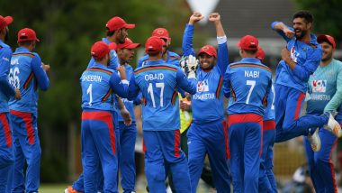 AFG vs WI 3rd T20I 2019, Match Result: Rahmanullah Gurbaz Stars As Afghanistan Beat West Indies by 29 Runs in Series Decider, Clinch Series 2–1