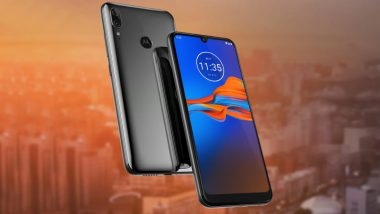 Motorola Moto E6S Smartphone, Moto Smart TV Launching Today in India; Watch LIVE Streaming of Motorola's Launch Event