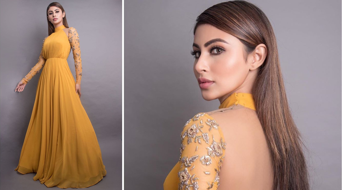 Yo or Hell No? Mouni Roy in Shloka Khialani for Made in China Promotions