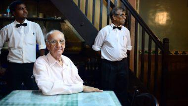 Britannia & Co Owner Boman Rashid Kohinoor Dies at 97: Nostalgic Netizens Share Best Memories of Mumbai's Iconic Restaurant