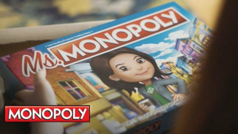 Ms Monopoly: Upgraded Version of America's Favourite Board Game Has Women Making More Money Than Men