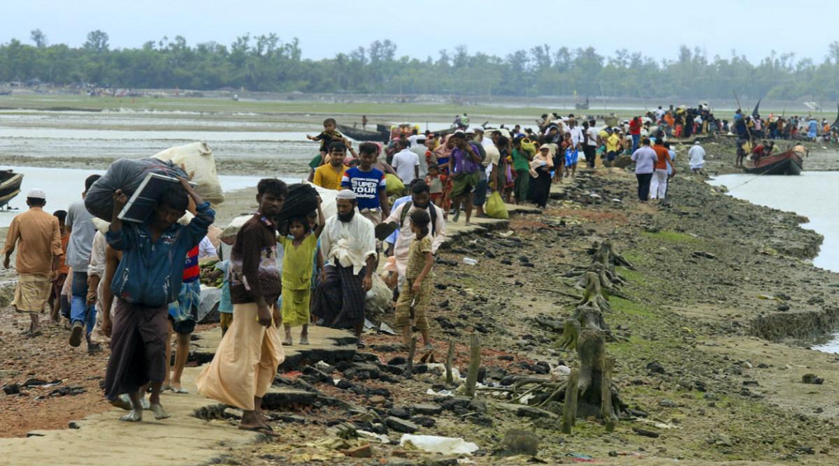 Myanmar: 27 Displaced Persons Return in Rakhine From Bangladesh