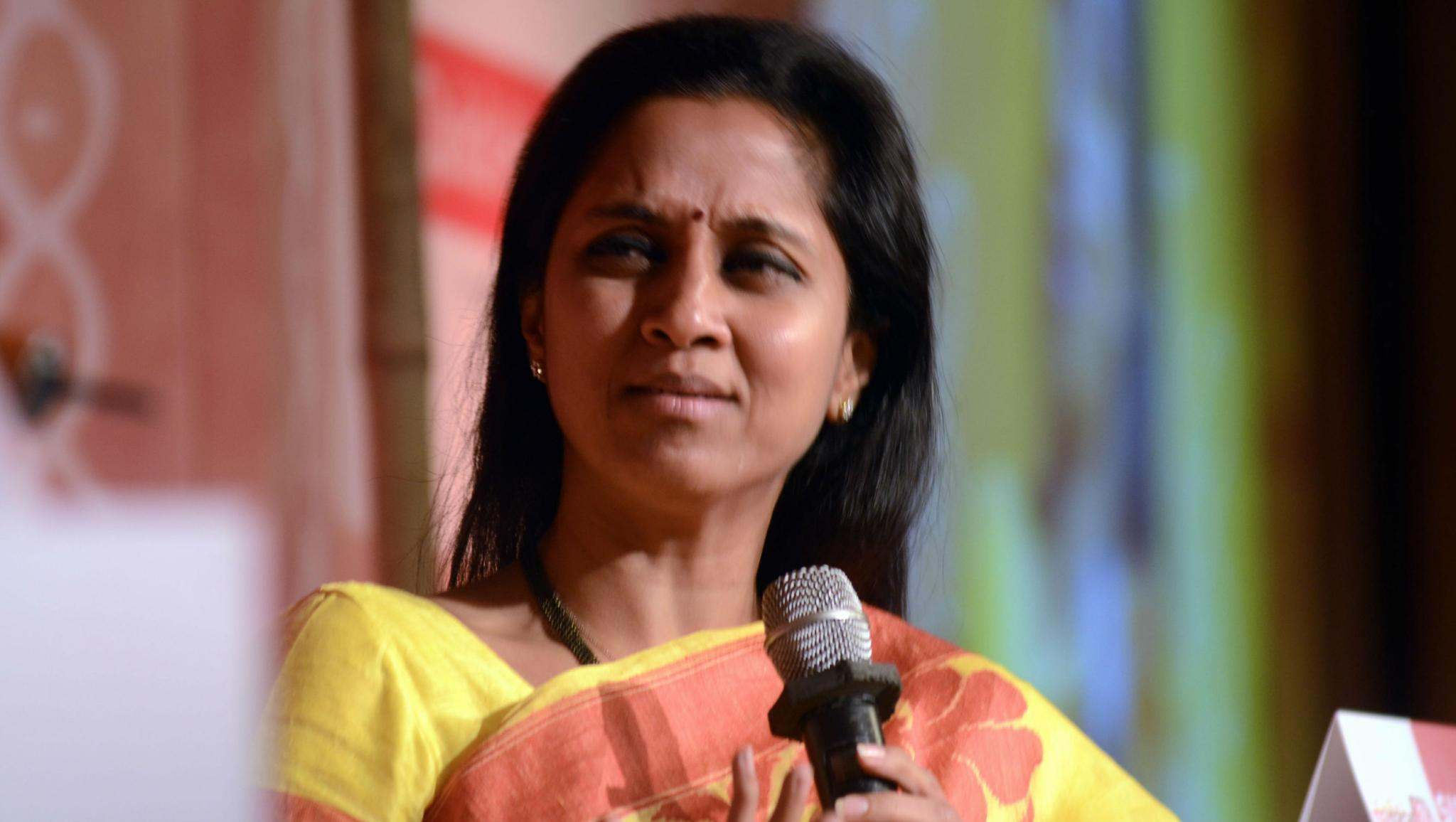 NCP MP Supriya Sule Meets Maharashtra CM Uddhav Thackeray, Seeks Separate Ministry for Specially-Abled People