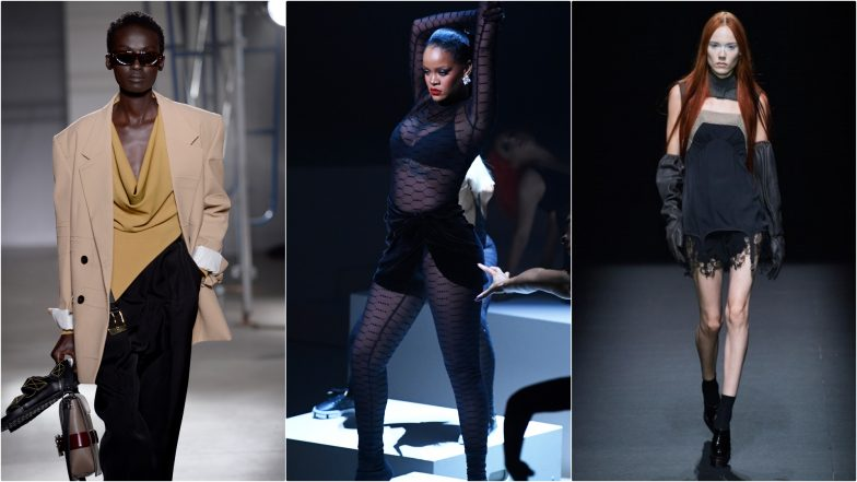 NYFW 2019 Highlights: Rihanna's Star-Studded Bash, Vera Wang's Return to Runway and Proenza Schouler's 80s Power Dressing Steal the Show