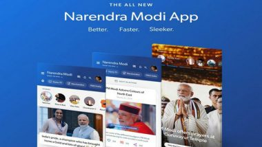 NaMo App Upgrades to Faster and Sleeker Version Ahead of PM Narendra Modi's Birthday