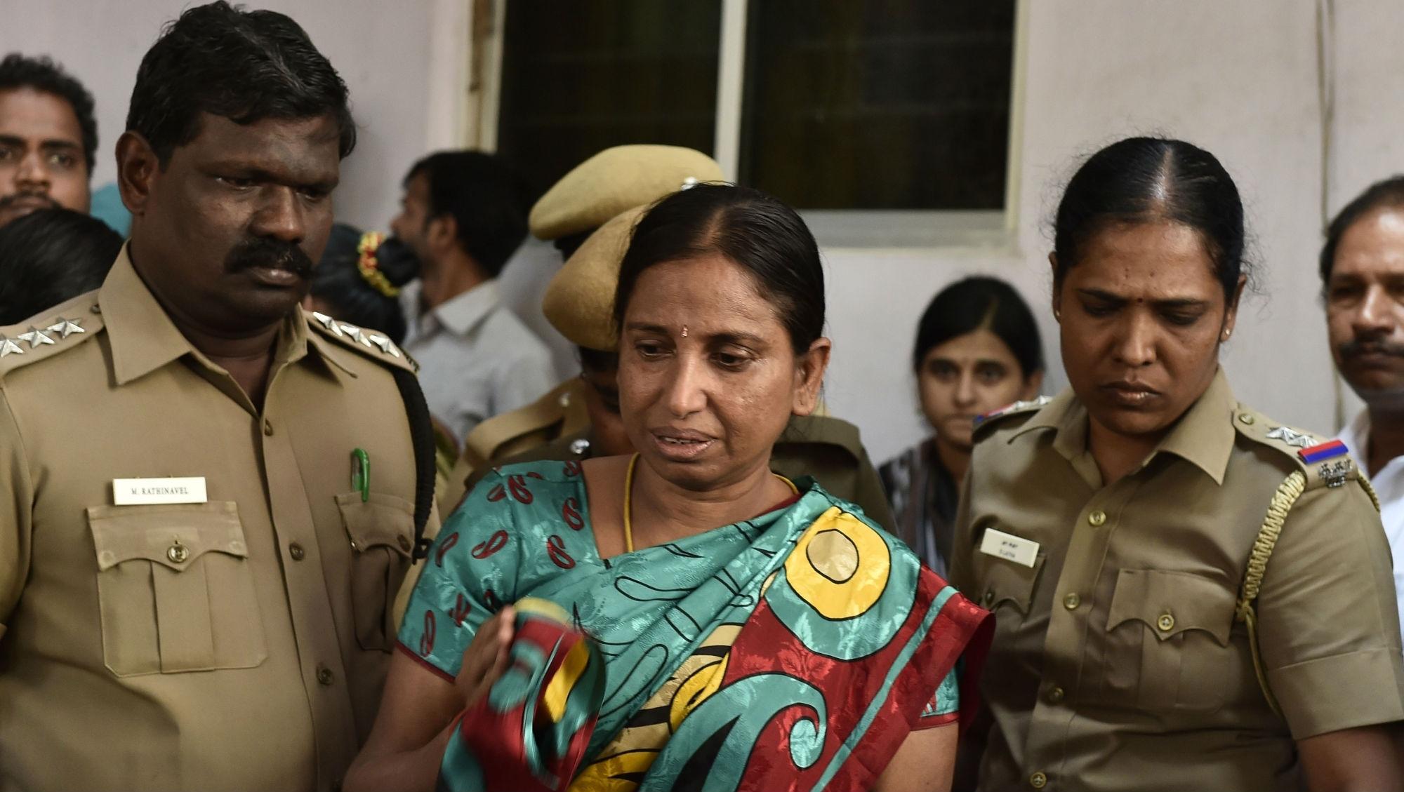 Rajiv Gandhi Assassination: Murder Convicts Nalini Sriharan and Husband V Sriharan Plead for Mercy Killing