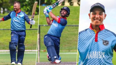 Live Cricket Streaming of Papua New Guinea vs Namibia 5th ODI 2019 Online: Check Live Cricket Score, Watch Free Live Telecast of ICC CWC League 2 Match