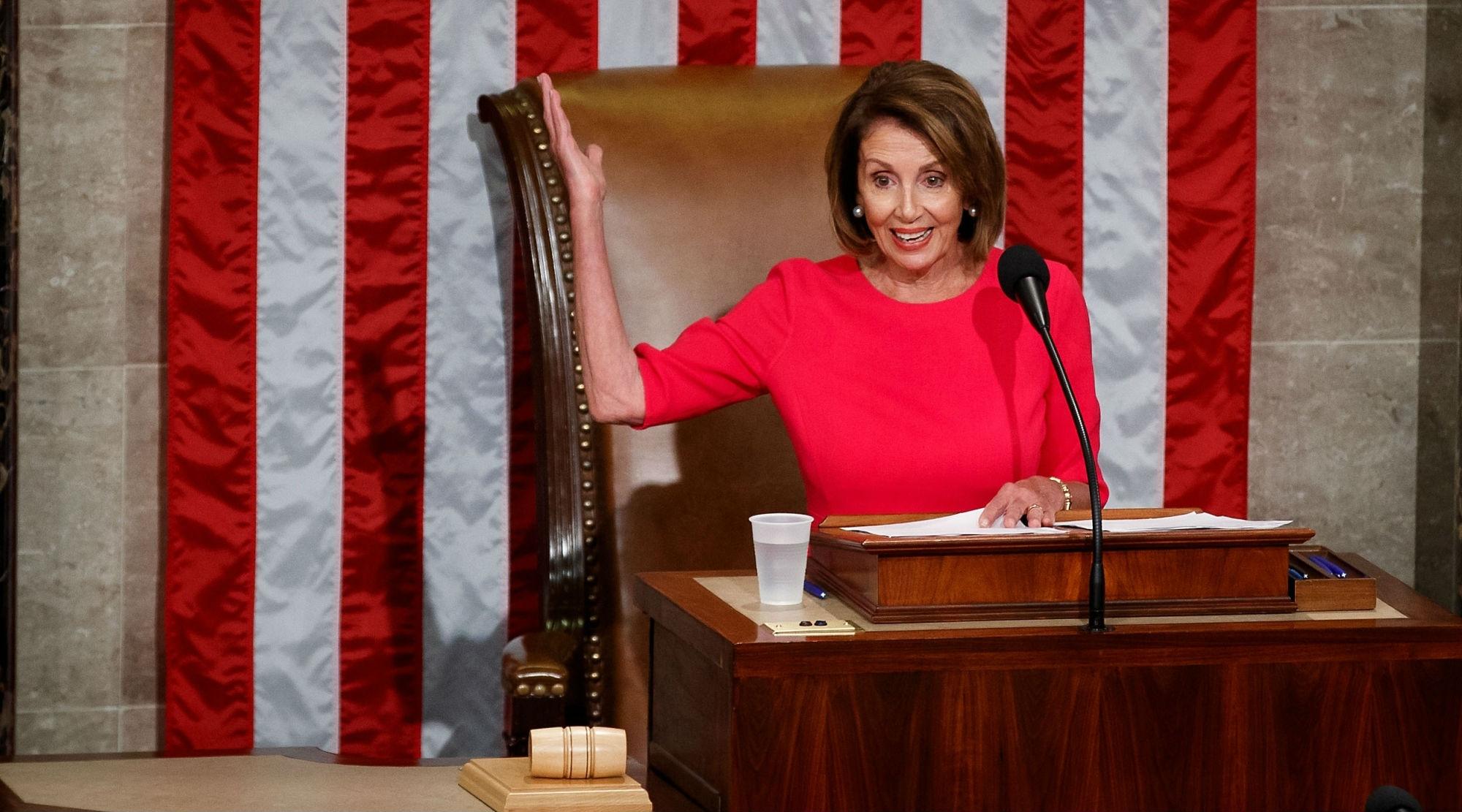 Donald Trump Faces Impeachment Probe Over Controversial Call to Ukrainian President, Announces US House Speaker Nancy Pelosi