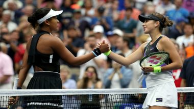 Naomi Osaka Knocked Out of US Open 2019; Loses 7-5, 6-4 to Switzerland's Belinda Bencic in Round of 16