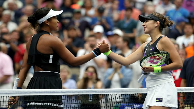 U.S. Open: Belinda Bencic upsets world No. 1 Naomi Osaka